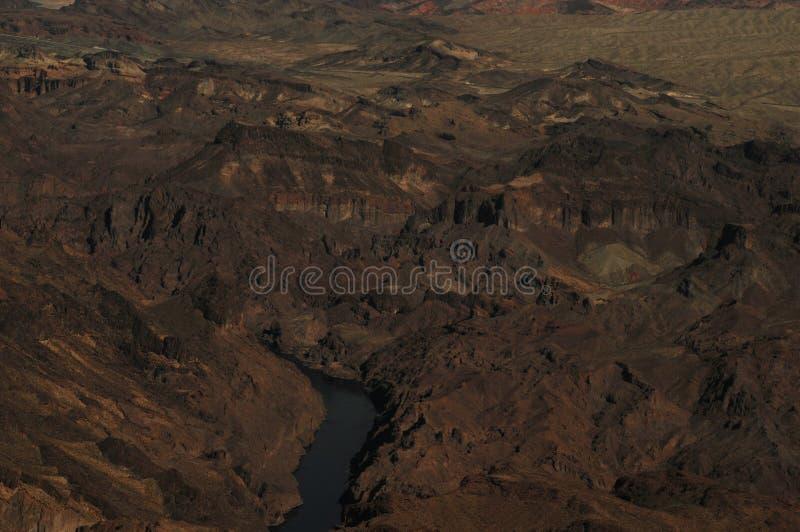 Grandet Canyon arkivbilder