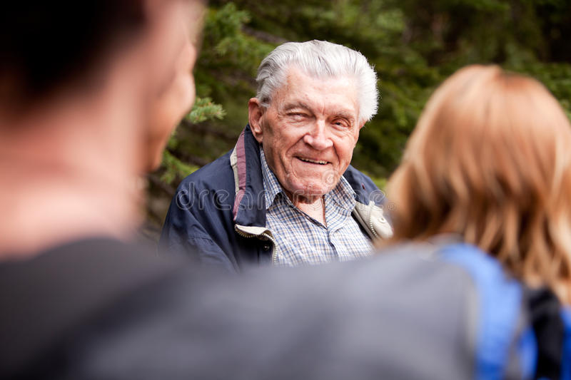 Download Grandfather stock photo. Image of outdoor, grandfather - 15669314
