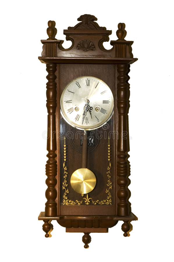 Free Grandfather Clock Stock Image - 8584171