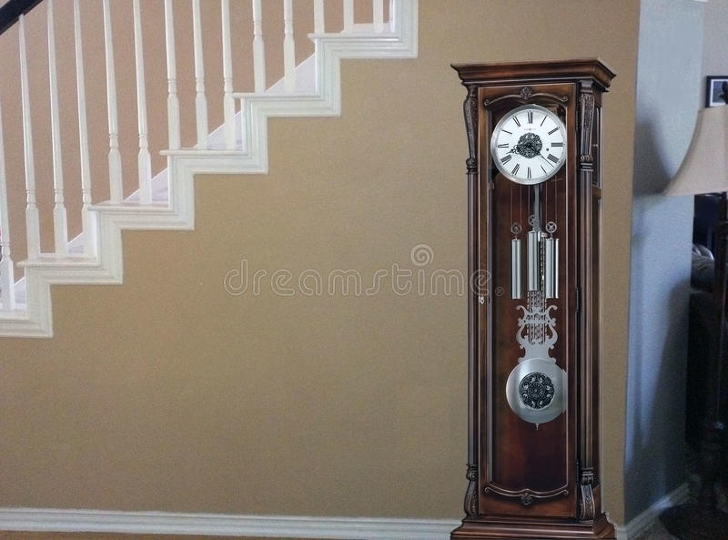 Grandfather Clock royalty free stock images