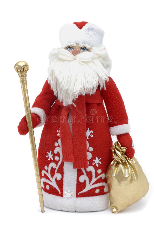 Download Grandfather Frost stock image. Image of beard, puppet - 11701667