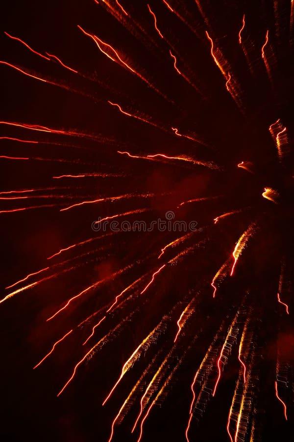 Grandi fuochi d'artificio immagini stock libere da diritti