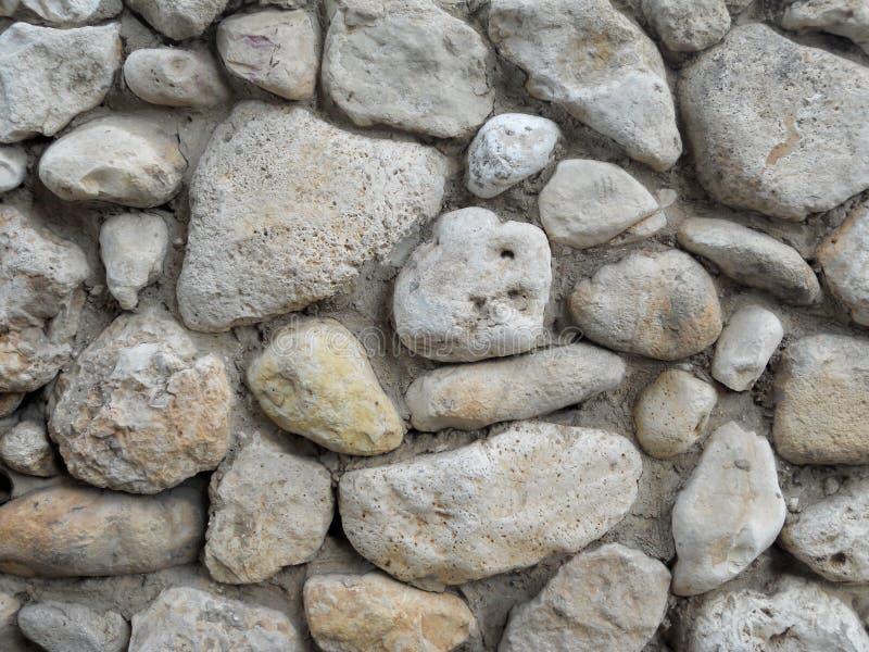 Grandi pietre fondo, recinto dei massi fotografia stock libera da diritti