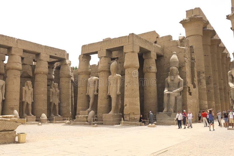 Grandi piramidi dell'Egitto fotografia stock