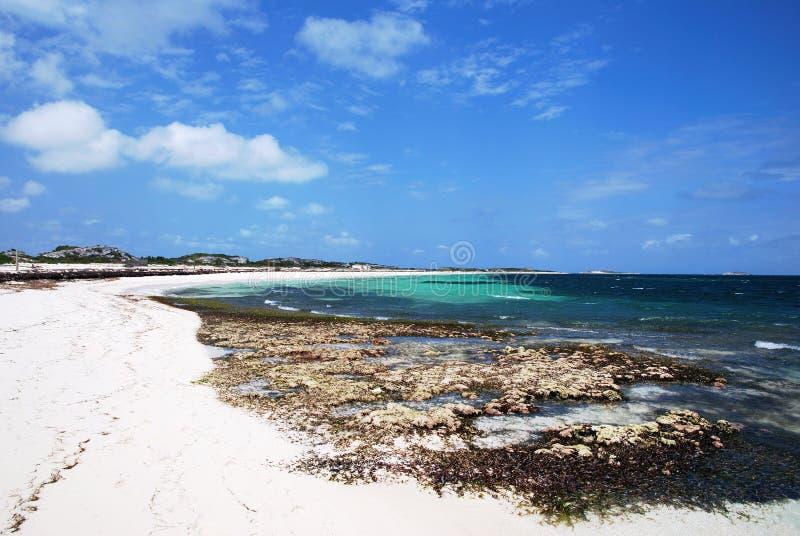 Grandi spiagge del Turco immagini stock libere da diritti
