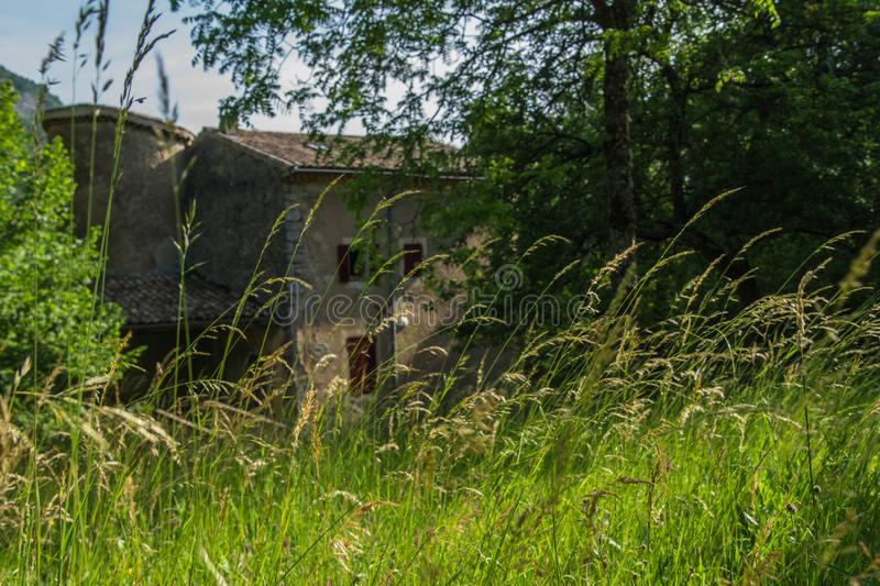Grandi viopis, drome, Francia fotografia stock