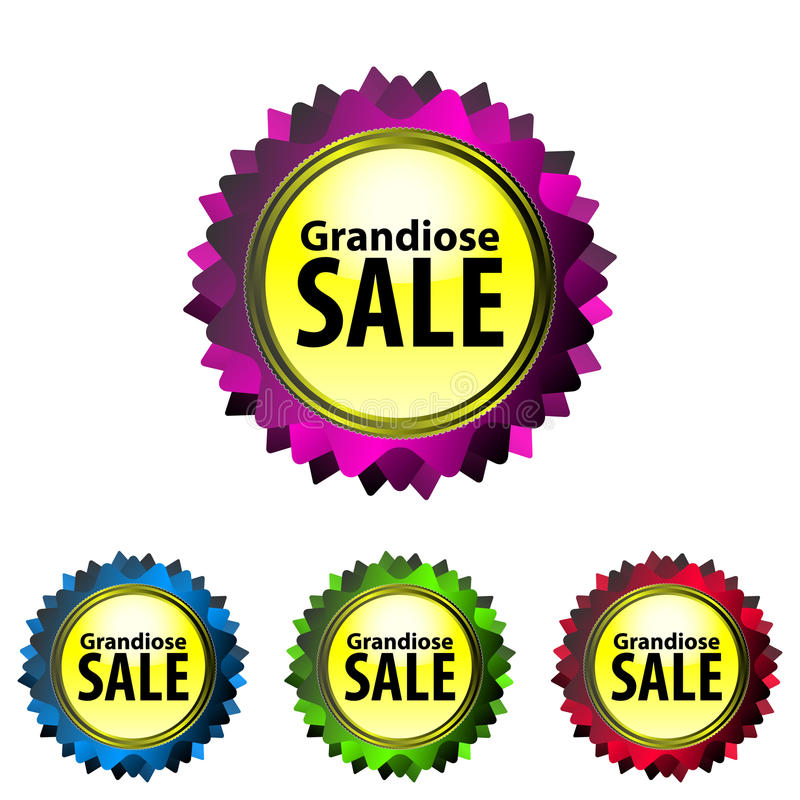 Free Grandiose SALE Stock Images - 10291604