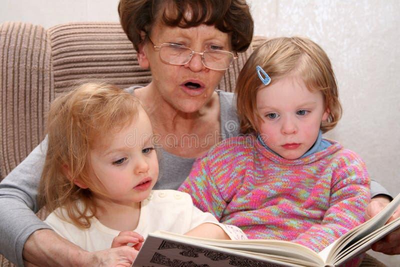 grandma στοκ εικόνες