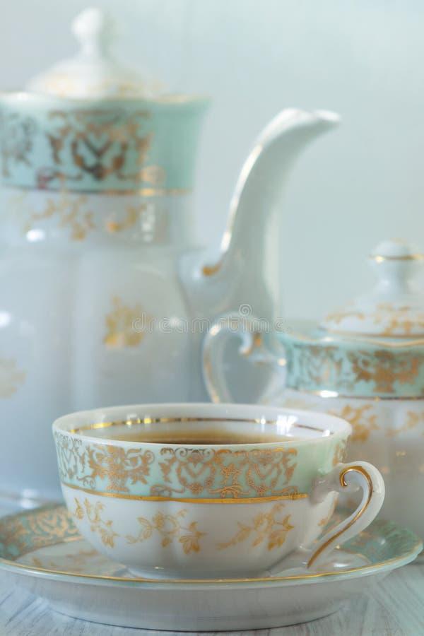 Download Grandma's china stock photo. Image of green, kitchenware - 39501958