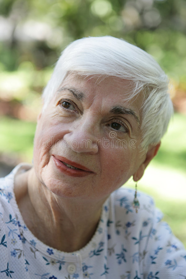 grandmother στοκ εικόνα με δικαίωμα ελεύθερης χρήσης