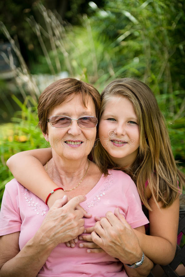 Download Grandmother With Grandchild Stock Photo - Image: 29476702