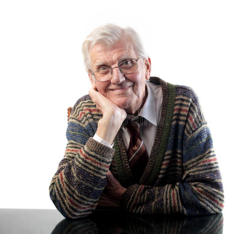 Grandpa fotografia de stock royalty free