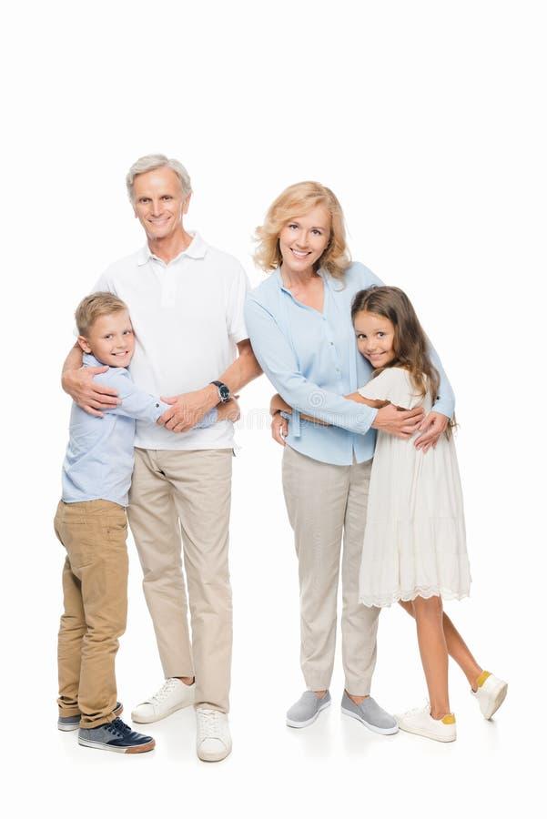 grandparents immagini stock libere da diritti