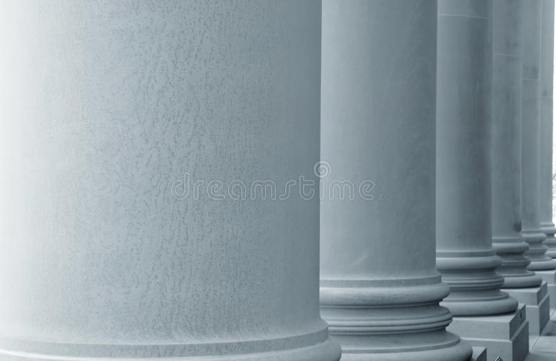 grands piliers image libre de droits