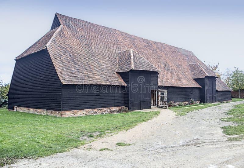 Grange de la dîme Coggeshall de grange photos libres de droits