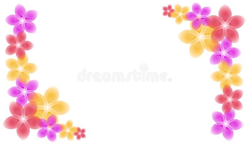 granice są otoczeni kwiat kawałek wiosny