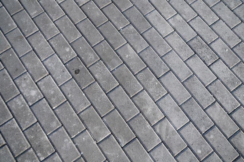 Graniet Cobblestoned Gray Textured stock afbeeldingen