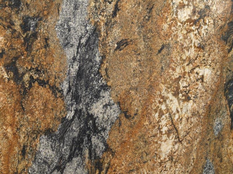 Granit ściana obrazy stock