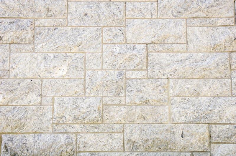 Granit-Block-Wand lizenzfreie stockfotografie