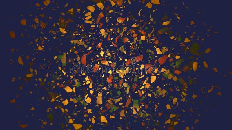 Granit de marbre background_2 images libres de droits