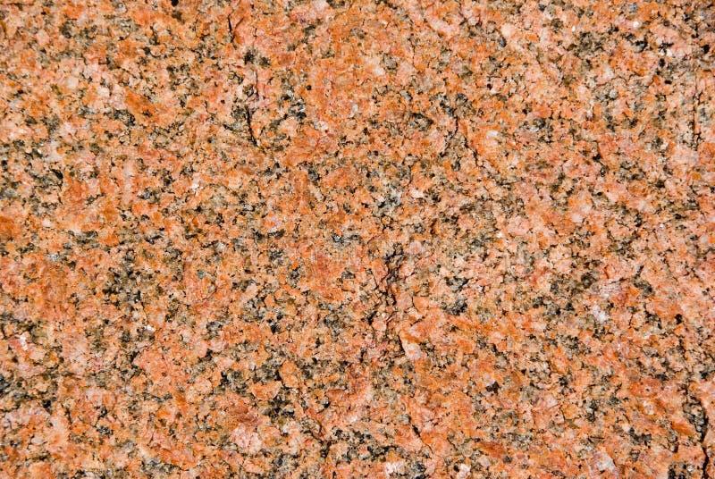 Granit rouge image stock
