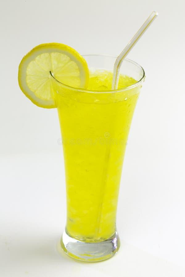 Granita del limón foto de archivo libre de regalías