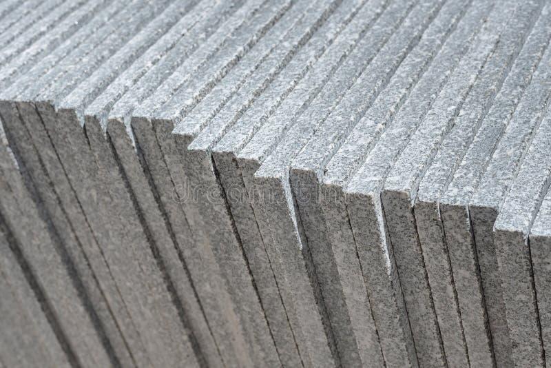 Granitbeschaffenheit in der Baustelle stockbilder