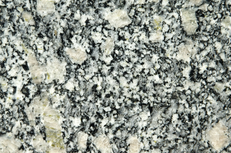 Granite. A detail of polished granite royalty free stock image