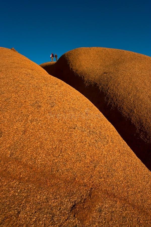 Granite Boulders royalty free stock images