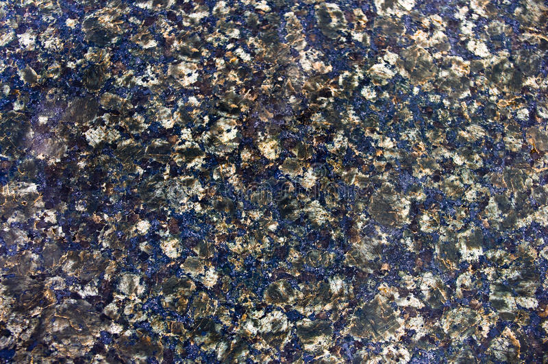 Granite dark blue texture royalty free stock photo