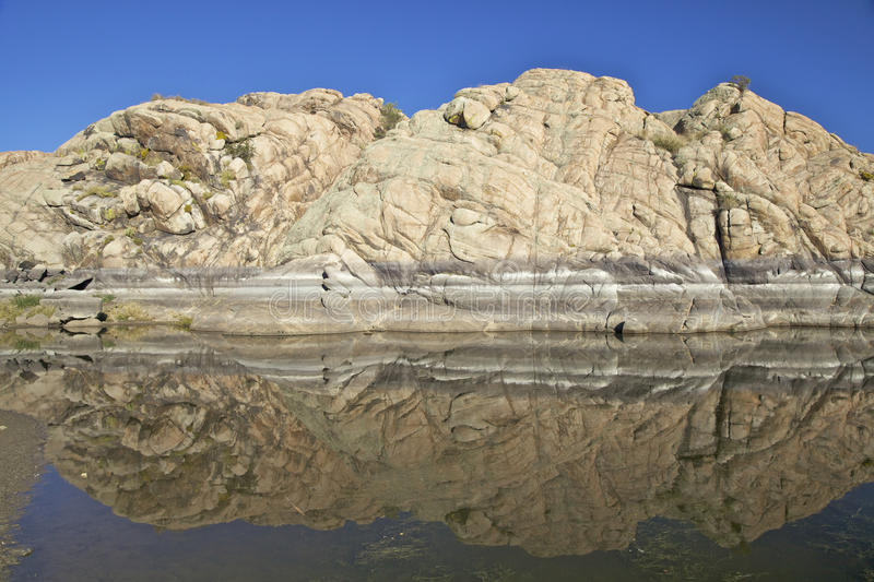 Download Granite Rock Reflection stock photo. Image of reflection - 27592982