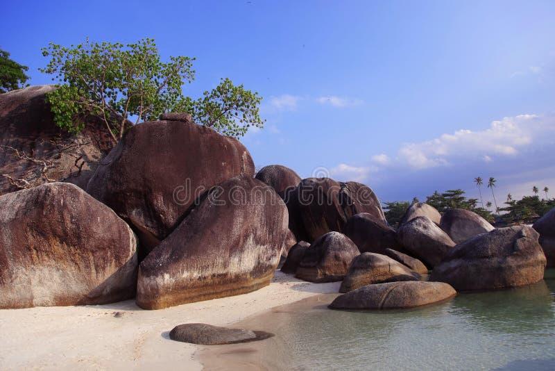Download Granite stone formation stock photo. Image of beach, granite - 19522366