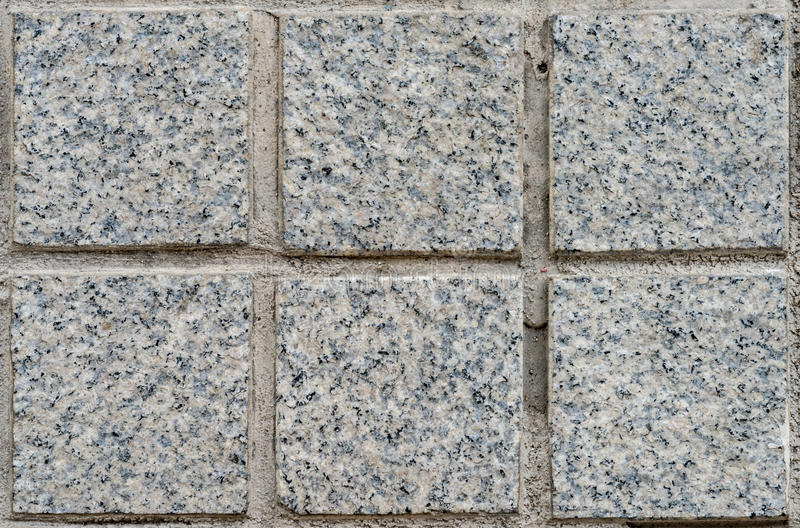 Granite tiles pattern. Texture background stock images