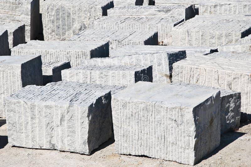 Download Granito imagem de stock. Imagem de indústria, pedra, construção - 26505807