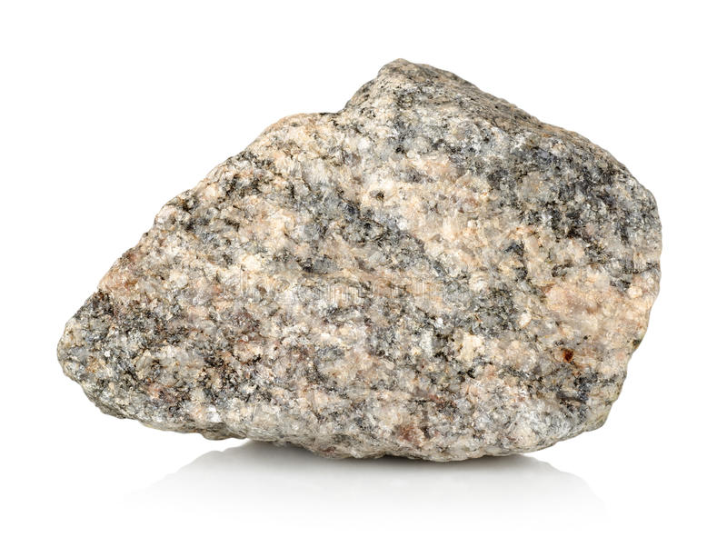 Granito de pedra imagens de stock