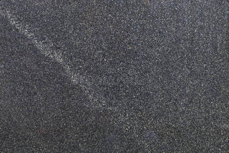 Granito negro de Bengala foto de archivo