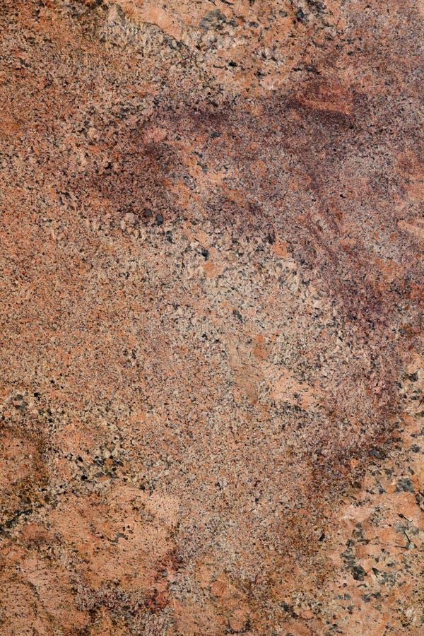 granitowa czerwona cegiełka obraz royalty free
