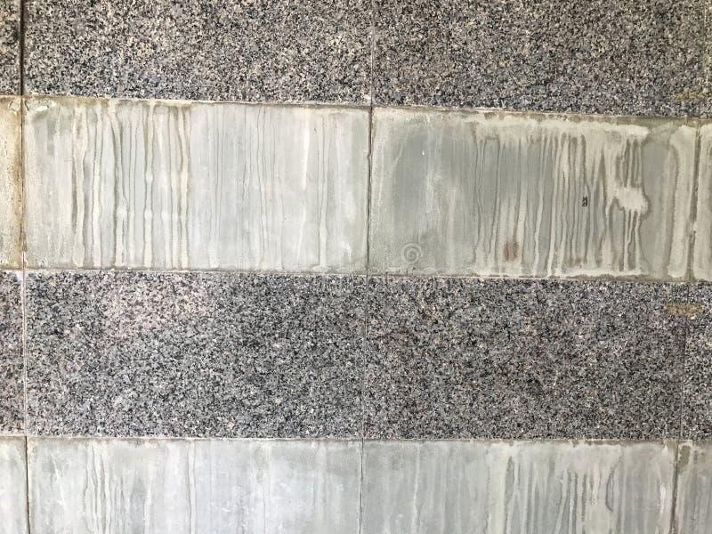 Granitowa tekstura na ściennym tle obrazy royalty free