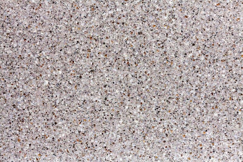 Granitowy kamiennej ściany tekstury tło zdjęcia stock