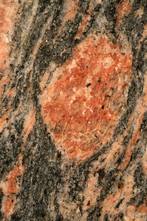 granitred arkivbild
