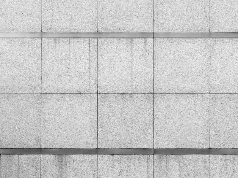 Granitslabvägg arkivfoto