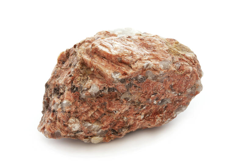 granitsten arkivbild