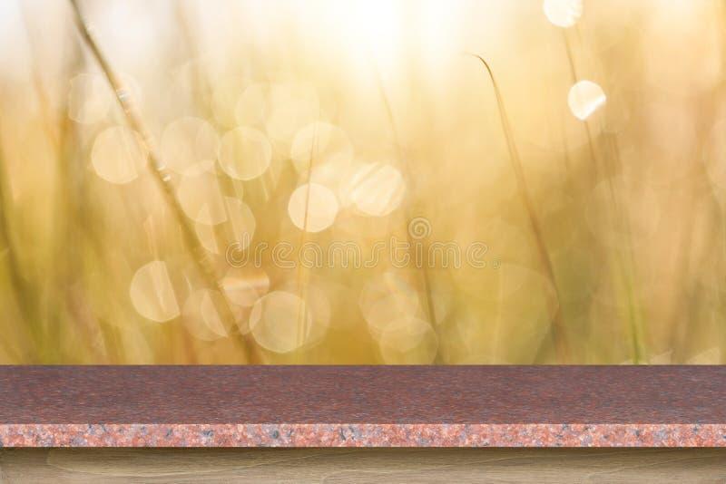 Download Granitstentabell Eller Räknare På Abstrakt Suddig Bakgrund Arkivfoto - Bild av främja, planka: 76704018