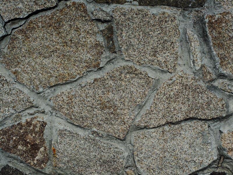 Granittexturvägg royaltyfri foto
