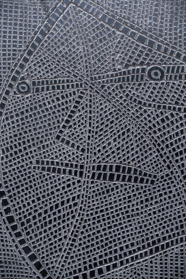 Granitu talerz, tło zdjęcie royalty free