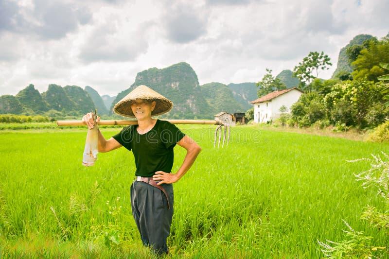 Granja tailandesa fotos de archivo libres de regalías