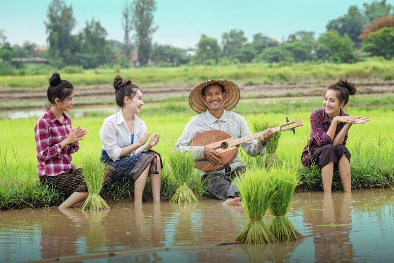 granjeros imagen de archivo libre de regalías