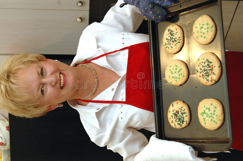 Download Granmothers Cookies Stock Photography - Image: 1418012