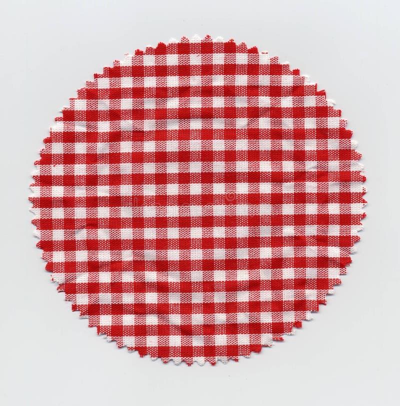 Download Granny Jam Checkered Fabric Cloth Stock Photo - Image: 33621186
