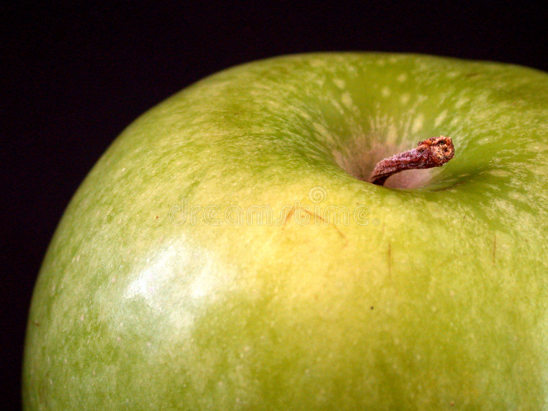 Granny Smith Apple stockbilder